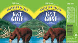Anderson Valley G&T Gose Beer