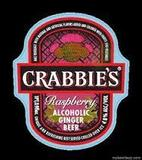 Crabbie's Alcoholic Raspberry Ginger Beer beer