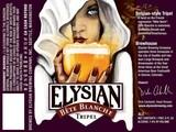 Elysian Bête Blanche Belgian Tripel beer
