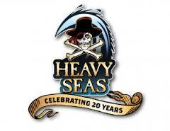 Heavy Seas The Alpha Effect beer Label Full Size
