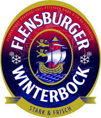 Flensburger Winterbock Beer