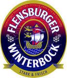 Flensburger Winterbock beer