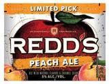 Redd's Peach Ale Beer