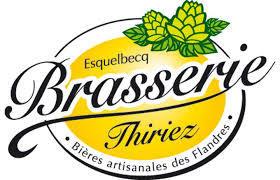 Thiriez Extra Dolium beer Label Full Size