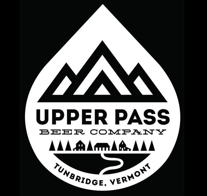 Upper Pass First Drop APA beer Label Full Size