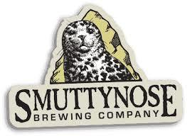 Smuttynose Blackberry Short Weisse beer Label Full Size