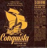 Coronado/Cigar City Conquista Beer