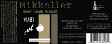 Mikkeller Beer Geek Brunch Calvados Edition Beer