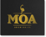 Moa Imperial Stout beer