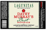 Lagunitas Davey Murray's Best Scotch Ale Beer
