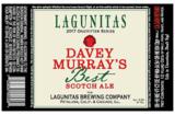 Lagunitas Davey Murray's Best Scotch Ale beer