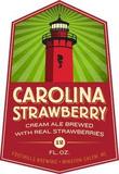 Foothills Carolina Strawberry beer