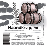 Haandbryggeriet Dark Force Reserva beer