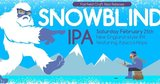 Fairfield Craft Ales Snowblind beer