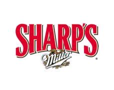 Miller Sharp's NA beer Label Full Size