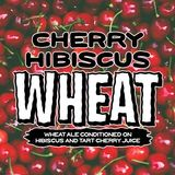Neshaminy Creek Cherry Hibiscus Wheat beer