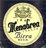 Menabrea Piedmont beer