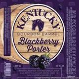 Lexington Kentucky Bourbon Barrel Blackberry beer