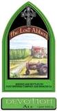 Lost Abbey Devotion beer
