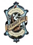 Lickinghole Creek Blueberry Obsession beer