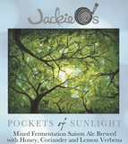 Jackie O's Pockets of Sunlight beer