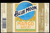 Blue Moon Mango Wheat Beer