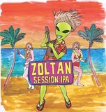 Exile Zoltan Session IPA beer