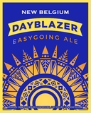 New Belgium Dayblazer Easy Going Ale beer