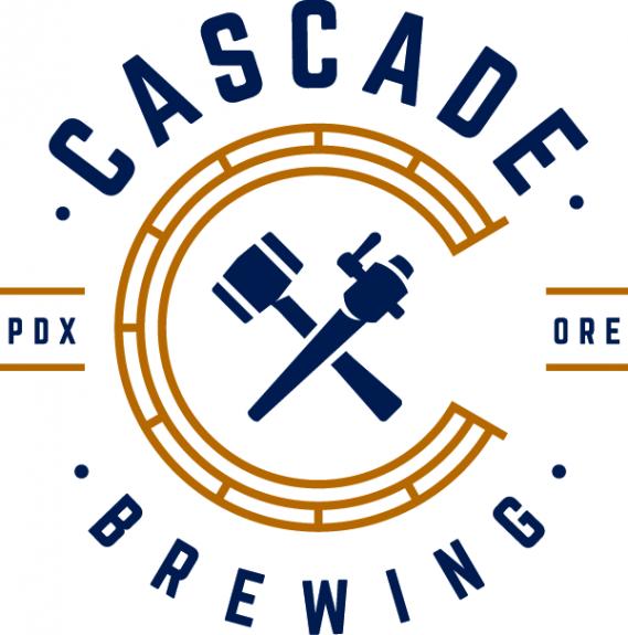 Cascade Sang Du Chêne beer Label Full Size