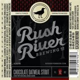 Rush River Nevermore Chocolate Oatmeal Stout Beer