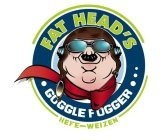 Fat Heads Goggle Fogger Hefe Weizen beer Label Full Size