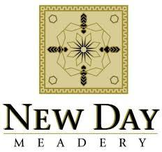 New Day South Cider beer Label Full Size