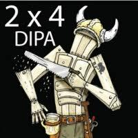 Melvin 2 x 4 DIPA Beer