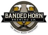 Banded Horn Jolly Woodsman Coffee Stout Beer