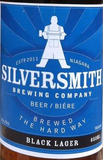 Silversmith Black Lager beer