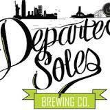 Departed Soles Island Gurl Milkshake IPA Beer