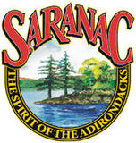 Saranac Basking In Bourbon Stout Beer