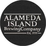 Alameda Island Boyington Black IPA beer