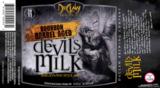 DuClaw Devil's Milk Bourbon Barrel Beer