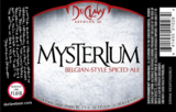 DuClaw Mysterium Beer