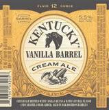 Lexington Kentucky Vanilla Barrel Cream Ale Beer