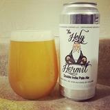 Moonraker Holy Hermit IIPA Beer