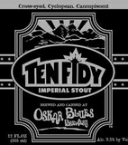 Oskar Blues Ten Fidy 2011 Beer