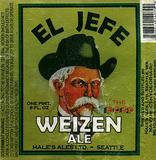 Hale's El Jefe Hefeweizen Beer