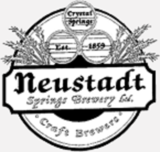 Neustadt Springs Mill Gap Bitter Beer