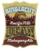 SingleCut Dean Mahogany Pale Ale Beer