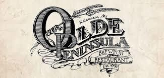 Olde Peninsula Blueberry Cream Ale beer Label Full Size