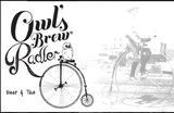 The Owls Brew Radler Short and Stout Beer