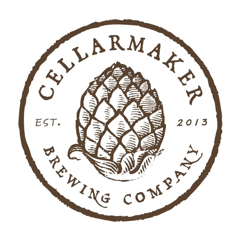 Cellarmaker Mo' Centennial beer Label Full Size