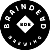 Braindead Foreign Export Stout beer